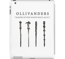 MAKERS OF WANDS iPad Case/Skin