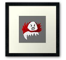 Little Ghost 21 Framed Print