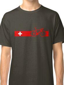 Bike Stripes Switzerland Classic T-Shirt