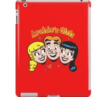 archie girls iPad Case/Skin