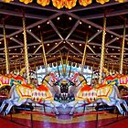 Giddy Carousel Ride by Stephen Frost