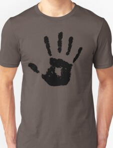The Elder Scrolls - Dark Brotherhood Symbol (Black) Unisex T-Shirt