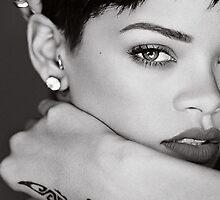 Rihanna by sophietask