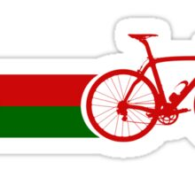 Bike Stripes Portugal  Sticker