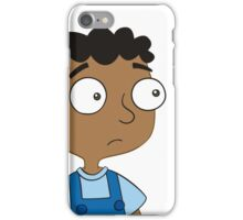 Baljeet Phineas and Ferb iPhone Case/Skin