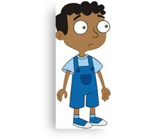 Baljeet Phineas and Ferb Canvas Print
