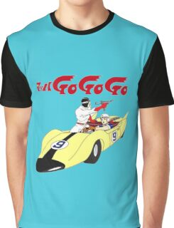 speed racer go Graphic T-Shirt