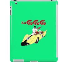 speed racer go iPad Case/Skin