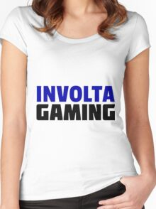 Involta Gaming Women's Fitted Scoop T-Shirt