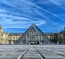 The Louvre by cclaude