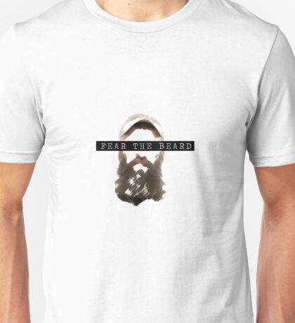 BB16 Donny - Fear The Beard Unisex T-Shirt