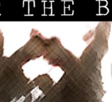 BB16 Donny - Fear The Beard Sticker