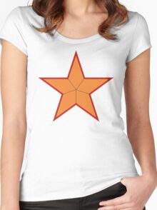 star one Women's Fitted Scoop T-Shirt