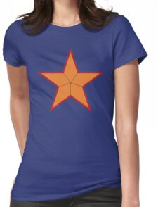 star one Womens Fitted T-Shirt