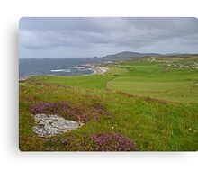 View from Malin Head Canvas Print