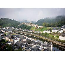 Bouillon Castle Photographic Print