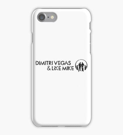 Dimitri Vegas & Like Mike  iPhone Case/Skin