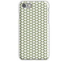 TMNT Leatherhead & Donatello Pattern iPhone Case/Skin