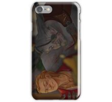 Dragon Age: Bull and Varric iPhone Case/Skin