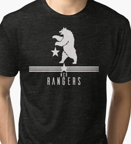 New California Republic Rangers Tri-blend T-Shirt