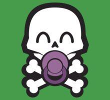 Baby Skull by Grafixcat