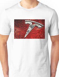 TESLA LOGO 1 Unisex T-Shirt