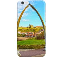 Whitby, Yorkshire iPhone Case/Skin