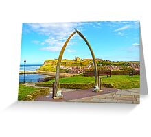 Whitby, Yorkshire Greeting Card