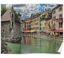 Annecy France Poster