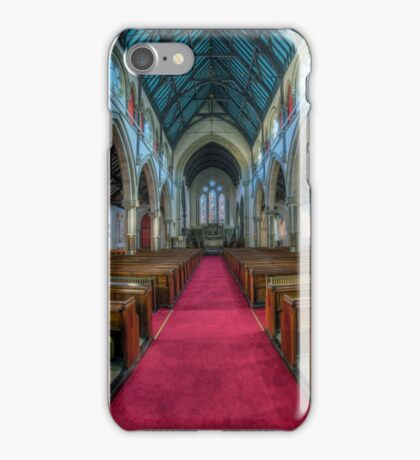 Faith Of Our Fathers  iPhone Case/Skin