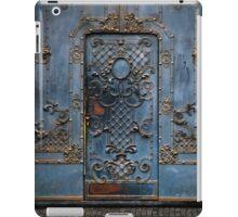 The blue gate iPad Case/Skin