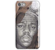 Notorious B.I.G. - Juicy iPhone Case/Skin