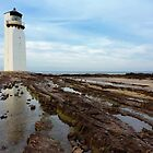 Southerness Lighthouse 1748 by ImageMonkey