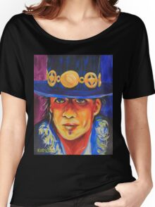 Stevie Ray Vaughan #1 Women's Relaxed Fit T-Shirt