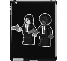 Brick Fiction Parody Variant 01 iPad Case/Skin