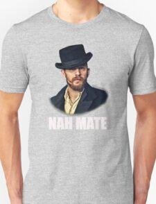 Alfie Nah Mate - White Unisex T-Shirt