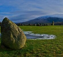 Castlerigg Stone Circle 2004 by Avalinart