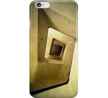 Square staircase iPhone Case/Skin