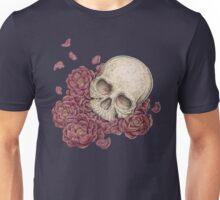 Flying Petals Unisex T-Shirt