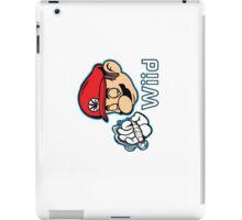 Mario - Plain White Variant iPad Case/Skin
