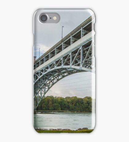 Britannia Bridge  iPhone Case/Skin