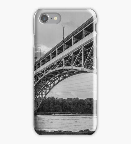 Britannia Bridge , Anglesey  iPhone Case/Skin