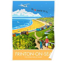 Frinton-on-Sea Poster