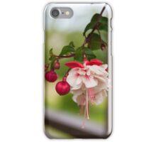 Fuchsia Flower iPhone Case/Skin