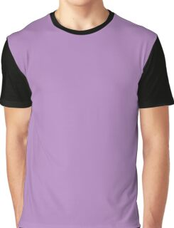 African Violet Graphic T-Shirt
