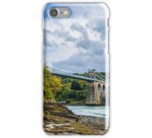 Menai Suspension Bridge  iPhone Case/Skin