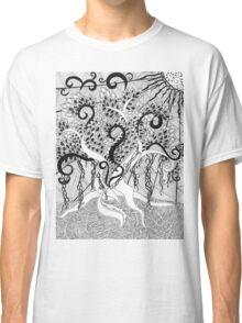Shelter - duco divina doodle Classic T-Shirt