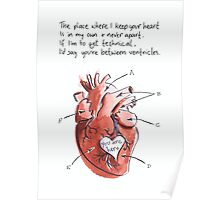 Keep Your Heart Poster