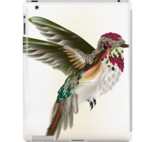 Cute exotic vintage Bird : New artistic collection 2016 iPad Case/Skin