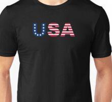 USA basic Type Unisex T-Shirt